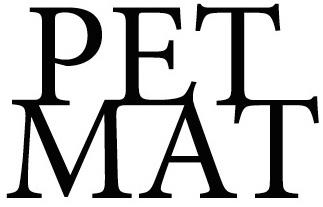 PET–MAT Logo
